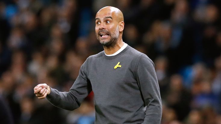 Pep Guardiola: Packed festive fixtures are a 'disaster' for players #News #ClubNews #Football #GabrielJesus #KevindeBruyne