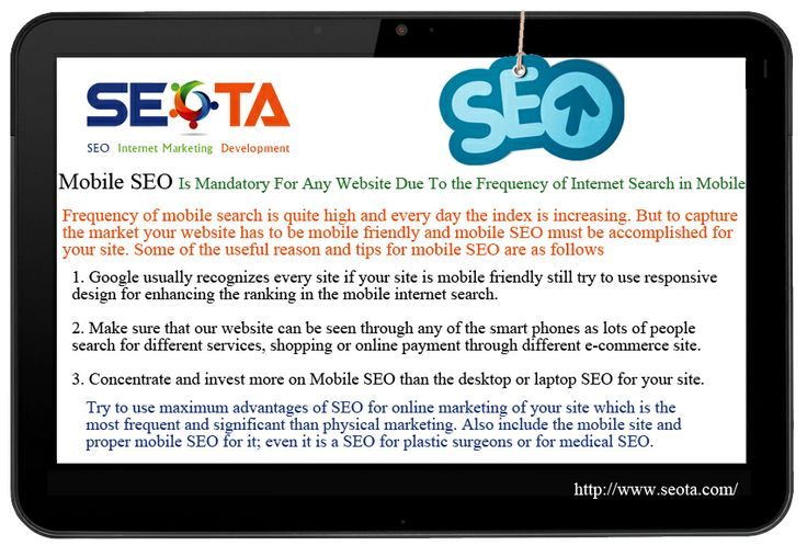 Frequency of mobile search is quite high and every day the index is increasing.
