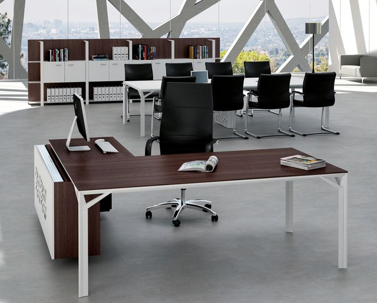 50 best modern office desks images on pinterest office for What does contemporary furniture mean