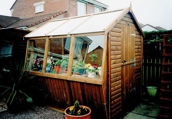 Mediterranean Greenhouse