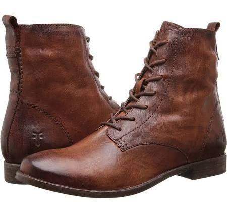 frye womens boots laceup - Google Search