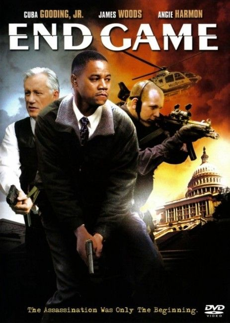 End Game (2006) Cuba Gooding Jr. played the role of Alex Thomas.