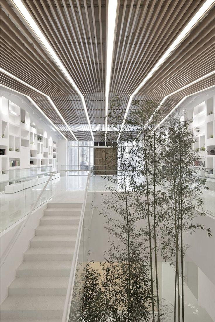 Project Name Poly WeDo Education Institution Design Team Han Wen Qiang Wang Ying Li Yun Tao Company Arch Studio