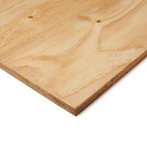 Shuttering Plywood Exterior Grade CE2+ FSC - 2.44m x 1.22mm x 12mm