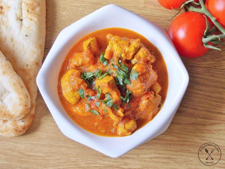 Kurczak Jalfrezi | Przepisy | Kulinarne Portfolio