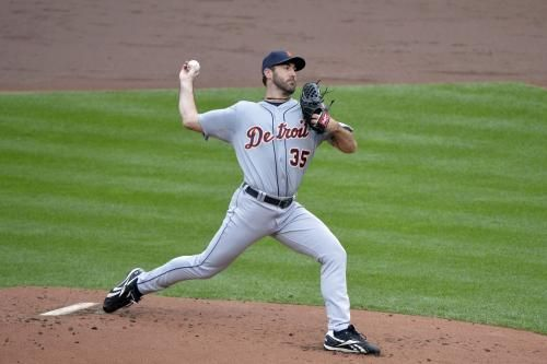 Justin Verlander couldn't believe his luck. Or lack of it.