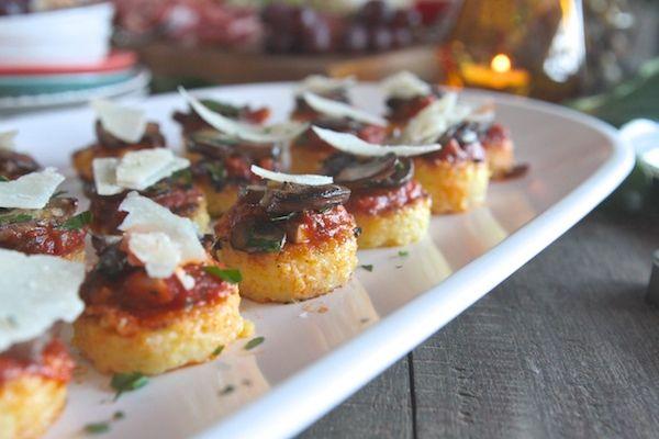 Best 25+ Mushroom polenta ideas on Pinterest   Vegetarian ...