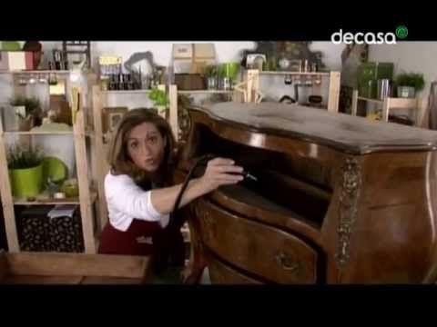"""RECICLARTE: """"Una cómoda francesa a la última"""" - YouTube"""