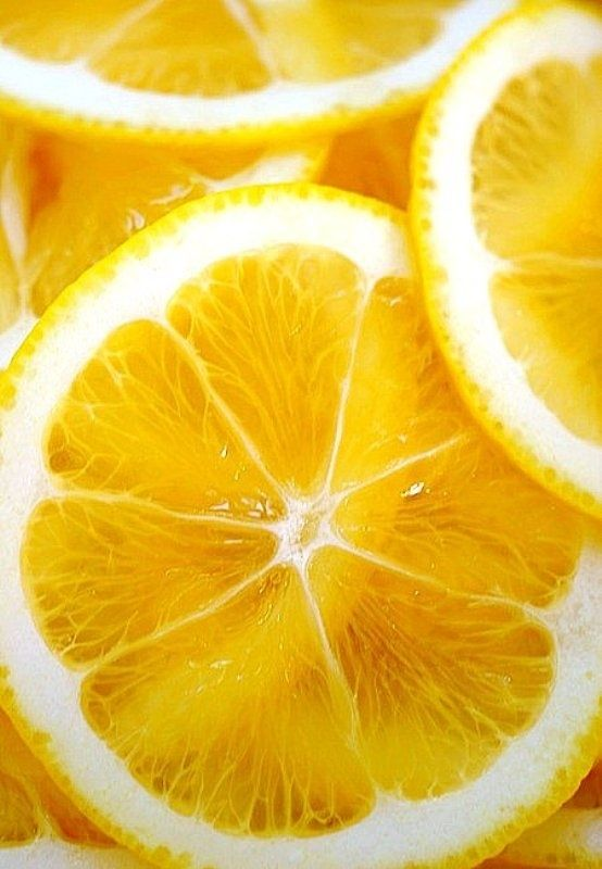 Lemon yellow inspiration.
