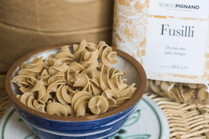 Our Pasta - Borgo Pignano, Volterra, Tuscany, Italy