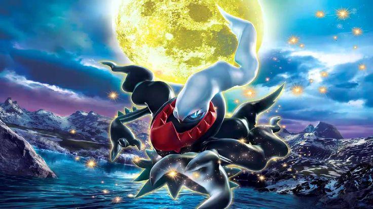 Pokémon Battle Theme [HD♫] #26 - DARKRAI - YouTube