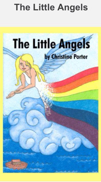 The Little Angels book written by Christine Porter www.rosedogbookstore.com/littleangels.html