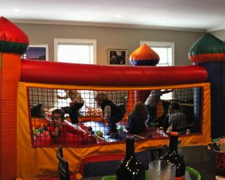 Entertainers, Bouncy Castles, and Cake: Tips for Planning a Toddler Birthday Party at Home in Boston