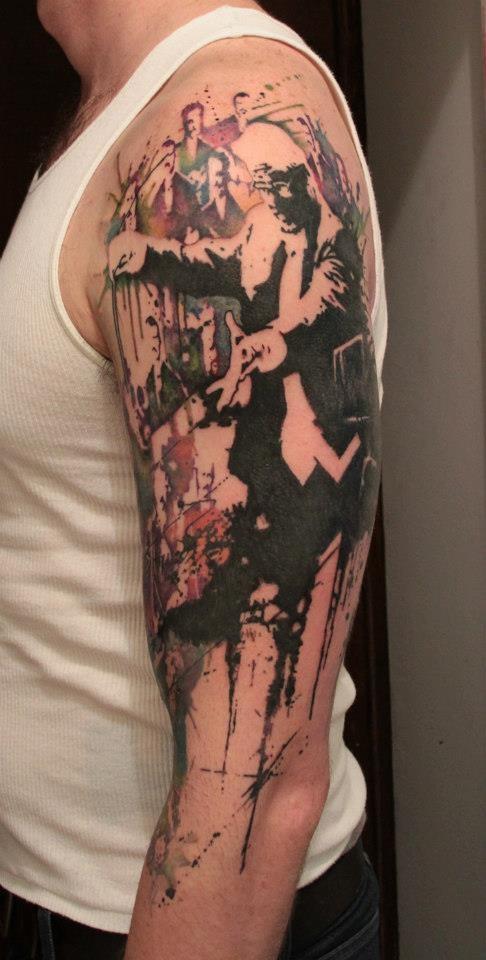 GENE COFFEY - Tattoo culture