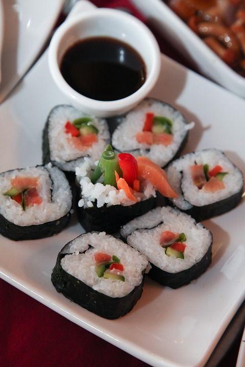 "Love Japanese food? ""S"" is your safe word: sushi, sashimi, sukiyaki for #WeightLoss. Say no to the tempura & udon.🍜🍣"