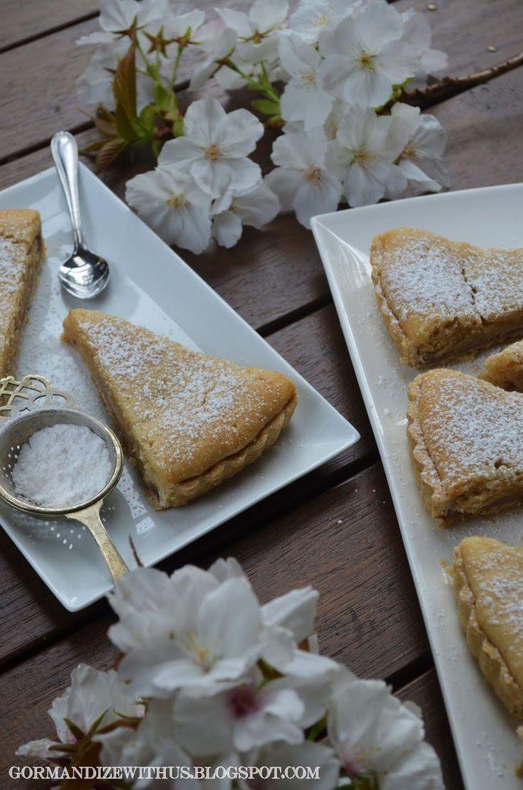Gormandize: Vegan Bakewell Tart