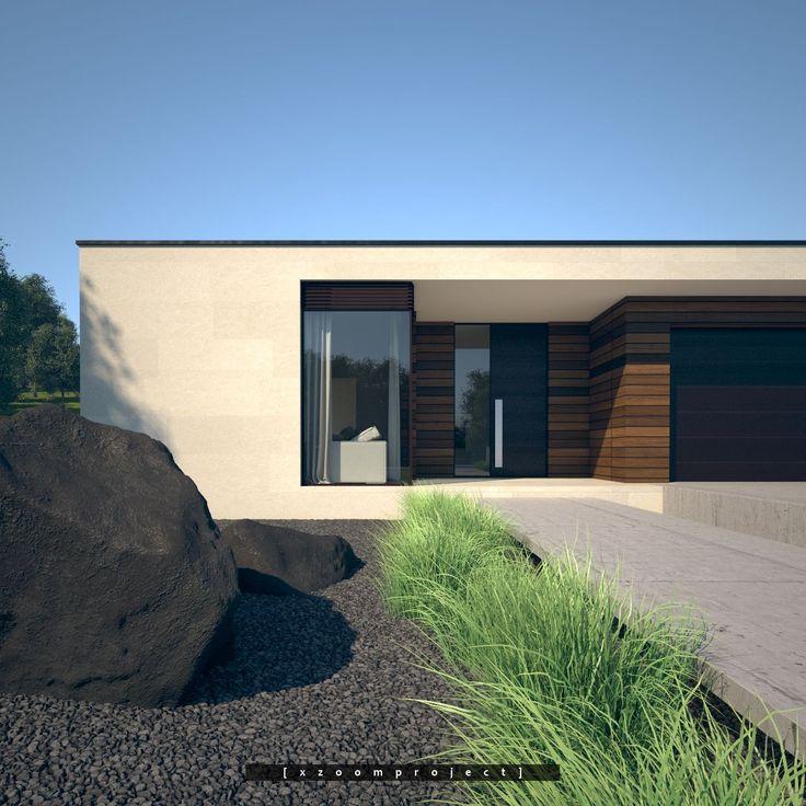 Modern Residential House for Melbourne. #xzoomproject #modernhouse #residential #modernhome #modernarchitecture