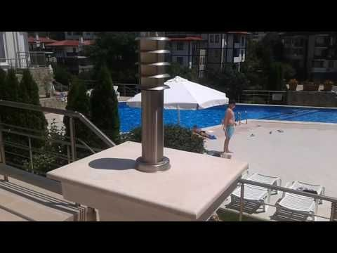 Pool view furnished 2-bedroom apartment with porch for sale in Galateya complex 200 meters from the beach in Saint Vlas /Sveti Vlas/, Bulgaria - Sunnybeach Properties - Real Estates in Bulgaria. Apartments, Villas, Houses, Land in Sunny Beach, Nesebar, Ravda ...