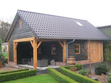 Houten schuren en bijgebouwen | Willemsen Hout uit Opheusden