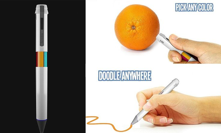 Scribble Pen Scan Draw In Any Color