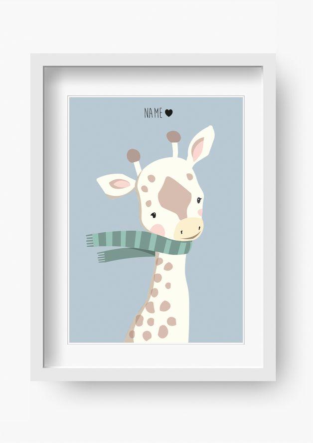 Kinderbilder fürs kinderzimmer giraffe  Die besten 25+ Giraffen bilder Ideen auf Pinterest | Babygiraffen ...