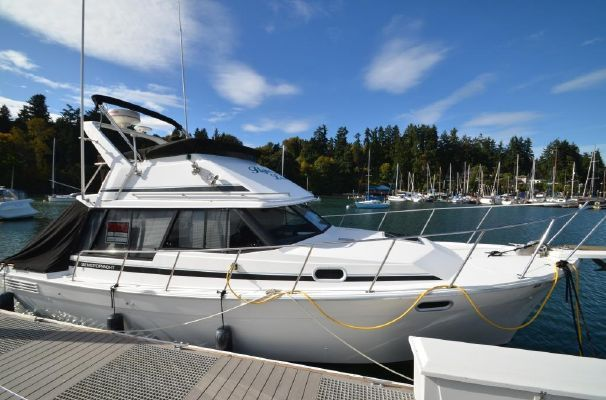 1991 Bayliner 3288 Motoryacht Power Boat For Sale - www.yachtworld.com