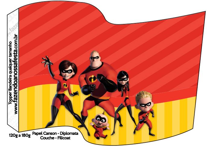 151 Best Images About Incredibles Printables On Pinterest