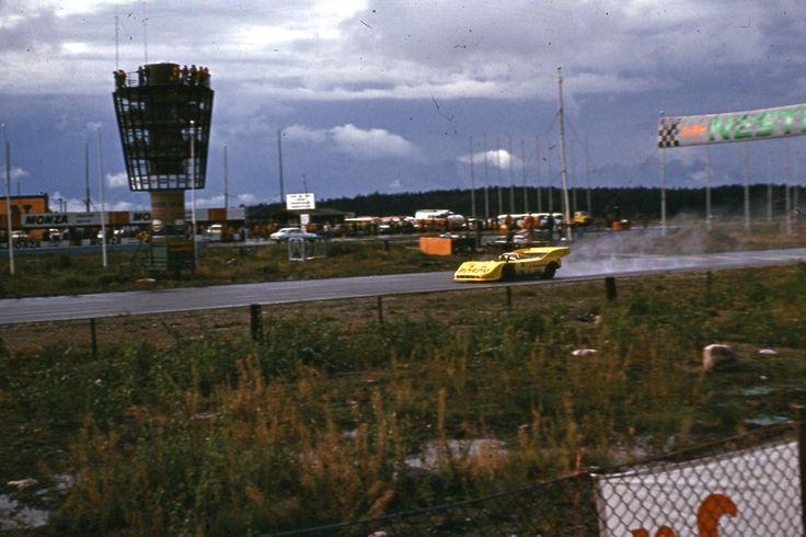 Interserie Keimola 1972