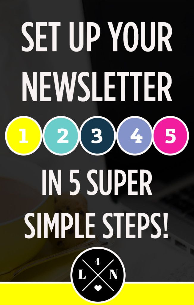 Want to learn how to set up a newsletter for your blog? Check out these simple email newsletter tips to get your started.