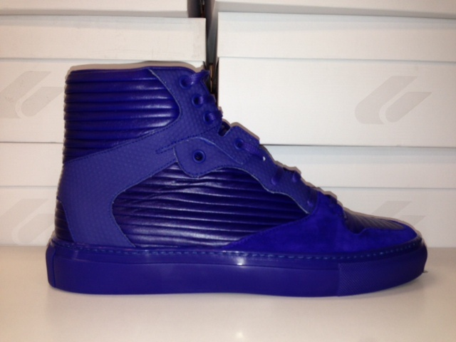 balenciaga electric blue