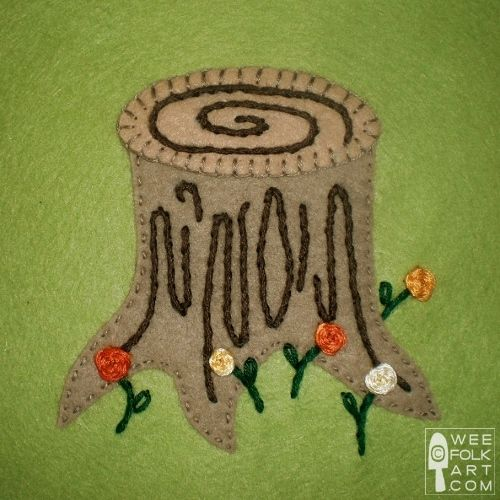 More than a fist full of FREE applique patterns from Wee Folk Art. Awesome and thanks : )
