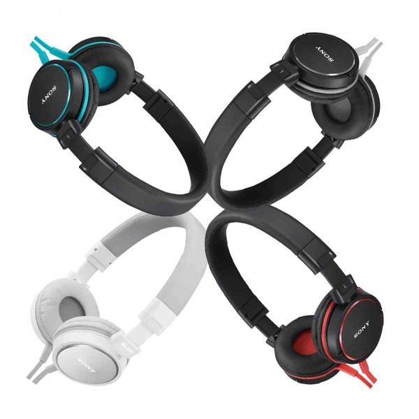 Sony MDR-ZX600 - Mocny dźwięk. Czysty styl. Wykończone aluminium słuchawki z40-milimetrowym przetwornikiem akustycznym, dostępne wróżnych kolorach.  http://www.sony.pl/product/hpo-classic/mdrzx600r.ae