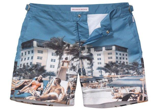 orlebar brown swim trunks | Luxury travel accessories: Orlebar Browns anniversary swimwear ...