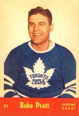 Only 2 to Win Both the Hart Trophy and George Leader Cup - Babe Pratt and Andy Bathgate