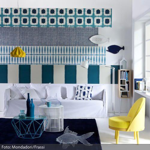 66 besten Maritimer Stil Bilder auf Pinterest Backsteinhäuser - vorh amp auml nge wohnzimmer ideen