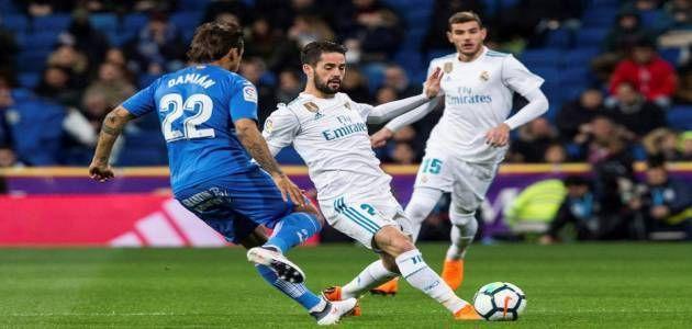 Getafe X Real Madrid Ao Vivo Online Hoje Campeonato Espanhol
