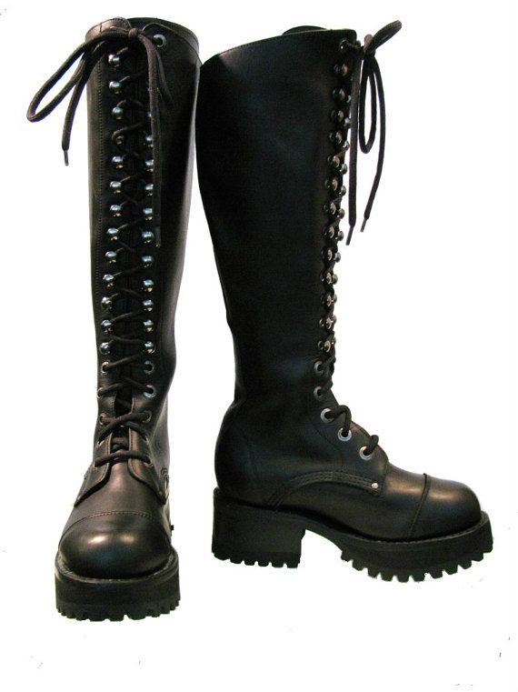 Shoe Carnival Leather Boots With Straps