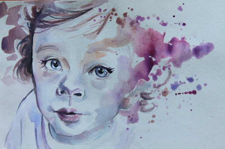 Water colour classes with Ulricke Nelson