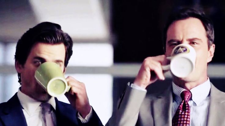 White Collar in the style of the Psych title sequence
