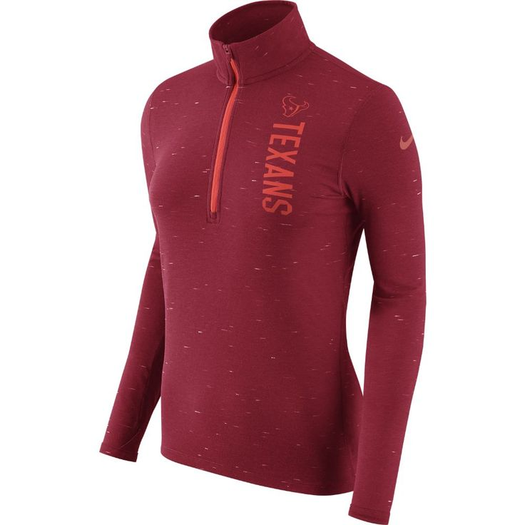 Nike Dry Element (NFL Texans) Women's Top Size Medium (Red)