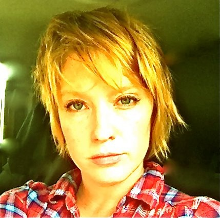 "Leigh Nash. She is a singer of band ""Sixpence none the richer."" I love her soooooo much!"