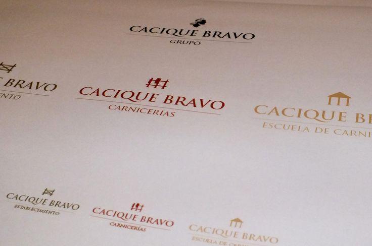 """Isologotipo / Marca """"Casique Bravo"""""""