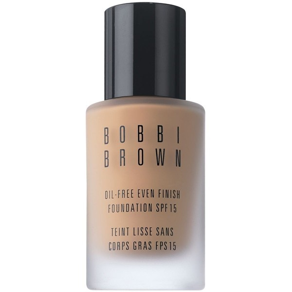 Bobbi Brown Long-Wear Even Finish Foundation Broad Spectrum Spf 15 ($42) found on Polyvore