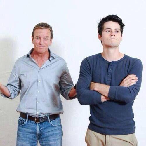 #Stilinski - Linden Ashby & Dylan O'Brien