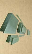 Odyssey 50x30cm, oil on canvas, 2014 #art #architecture #Daniel #Mullen #design