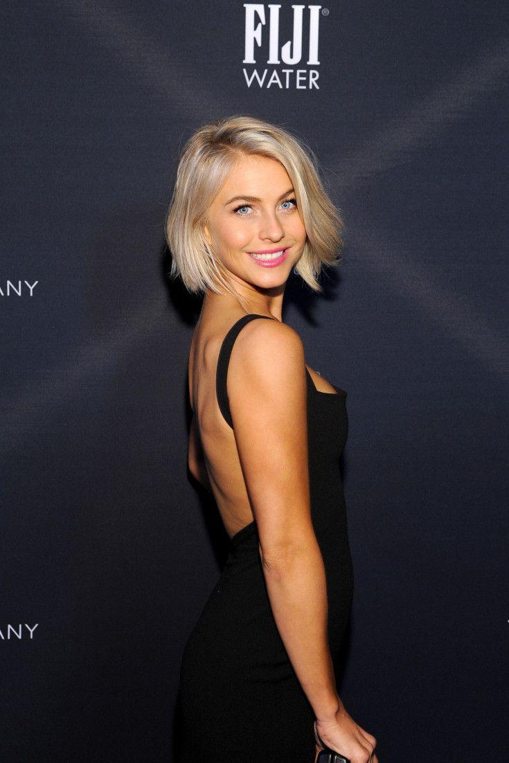 Julianne Hough's Pink Hair Makes Her A 'Unicorn'
