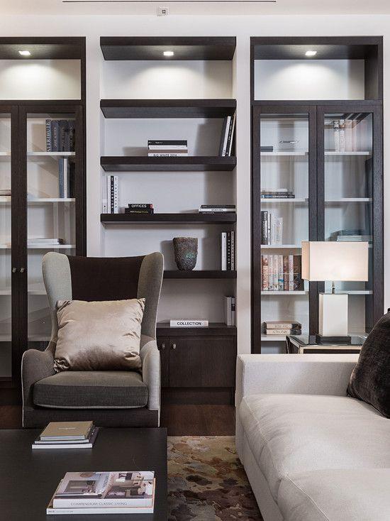 Строгая элегантность Prioritet Apartment от KRAUZEarchitects - Дизайн интерьеров | Идеи вашего дома | Lodgers