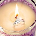 Everyone wins at JewelScent!. Jewelry worth $10 to $7500 hidden in each of our candles and other scents. What will you find? Use Code GIFT10 for 10% off.