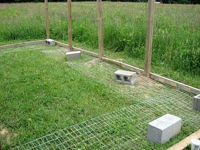 Diamond Dogs Racing Kennel: Kennel Construction. The Dig Guard