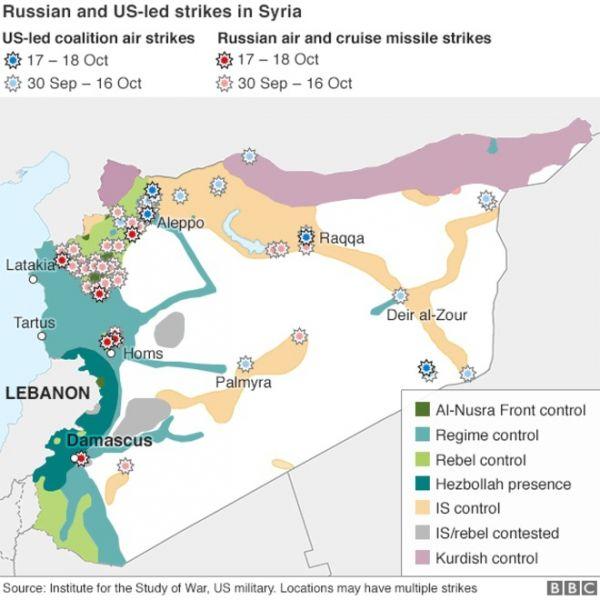 Érdekes tervvel állt elő Oroszország Szíriában | Kitekintő.hu